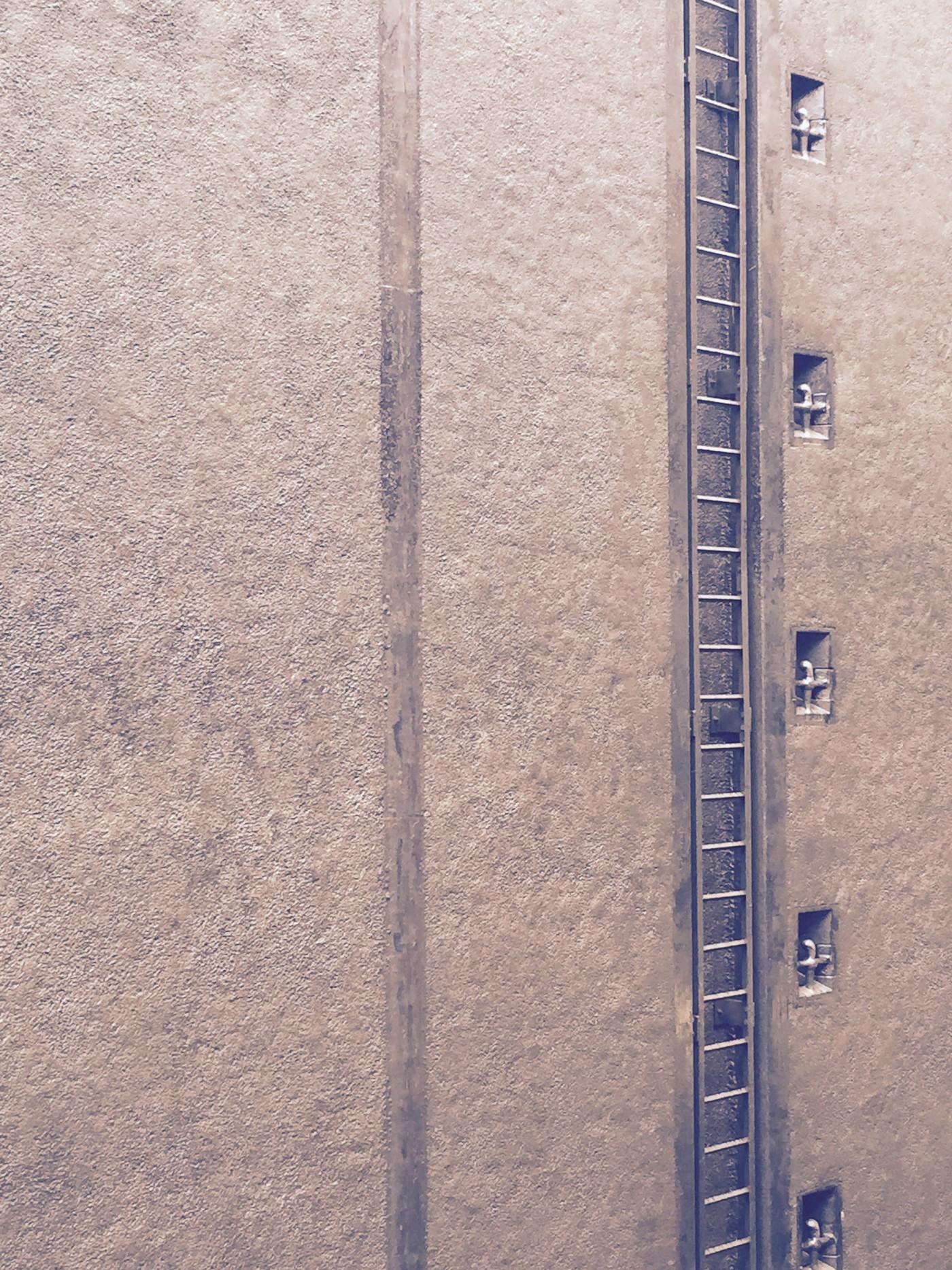 Wand aus Stein